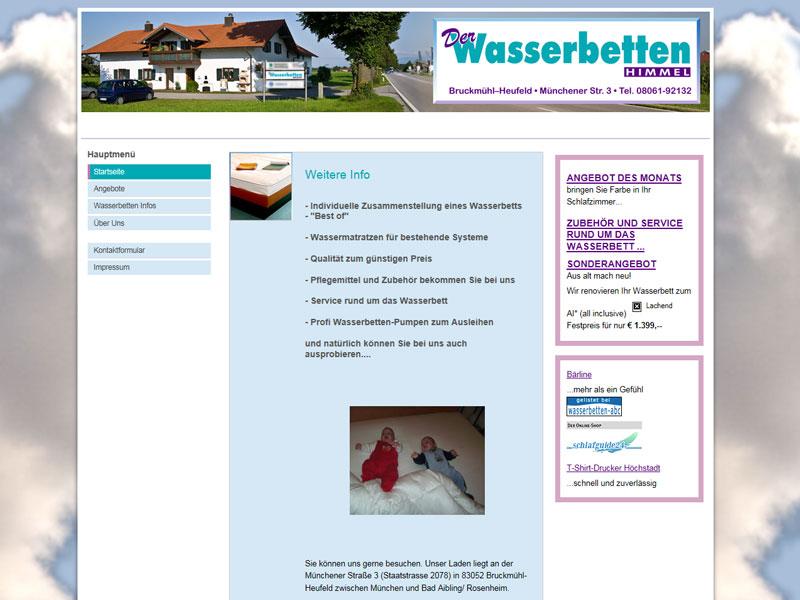 www.derwasserbettenhimmel.de